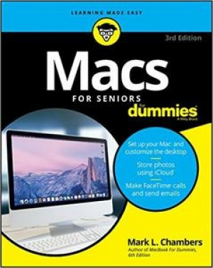Download Macs For Seniors For Dummies, 3rd Edition free book as pdf format