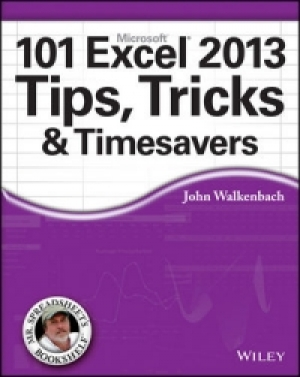 Download 101 Excel 2013 Tips, Tricks and Timesavers free book as pdf format