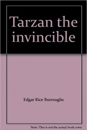 Download Tarzan the invincible free book as epub format