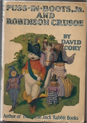 Download Puss-in-Boots, Jr. and Robinson Crusoe free book as pdf format