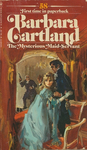 Download The Mysterious Maid-Servant free book as epub format