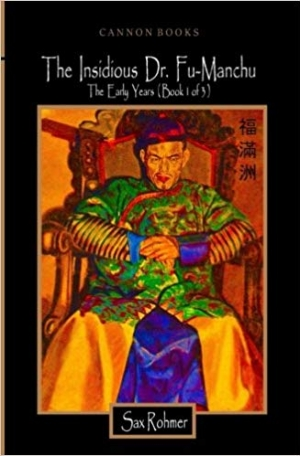 Download The Insidious Dr. Fu-Manchu free book as epub format
