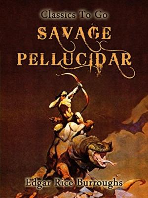 Download Savage Pellucidar free book as epub format