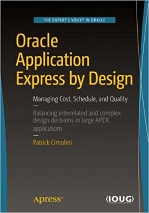 Download Oracle Application Express by Design free book as pdf format