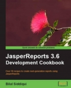 Book JasperReports 3.6 Development Cookbook free