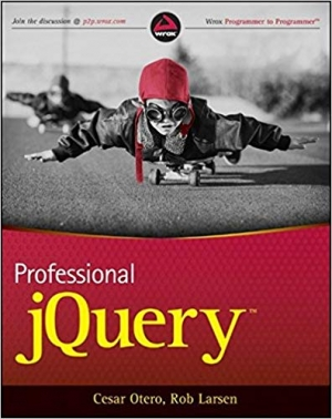 Download Professional jQuery free book as pdf format