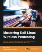 Book Mastering Kali Linux Wireless Pentesting free