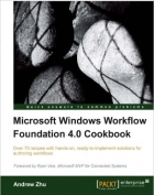 Book Microsoft Windows Workflow Foundation 4.0 Cookbook free