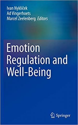 Download Emotion Regulation and Well-Being free book as pdf format