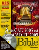 Book AutoCAD 2005 and AutoCAD LT 2005 Bible free