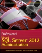 Book Professional Microsoft SQL Server 2012 Administration free