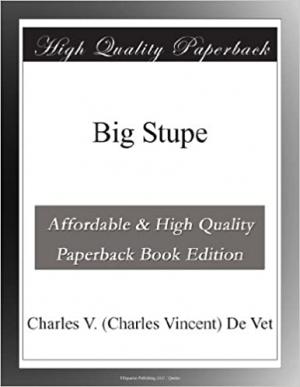 Download Big Stupe free book as epub format