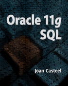 Book Oracle 11G: SQL, 2nd Edition free
