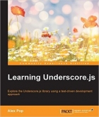 Book Learning Underscore.js free