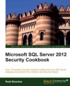 Book Microsoft SQL Server 2012 Security Cookbook free