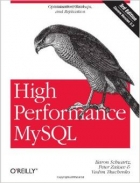 Book High Performance MySQL, 3rd Edition free