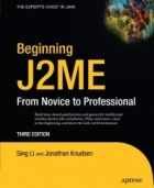 Book Beginning J2ME, 3rd Edition free