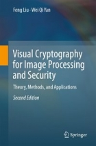 Book Visual Cryptography for Image Processing and Security free