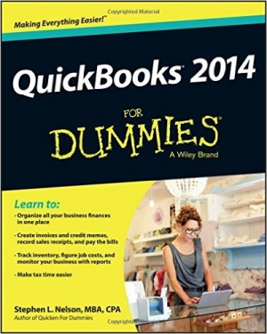 Download QuickBooks 2014 For Dummies free book as pdf format