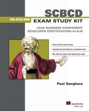 Download SCBCD Exam Study Kit: Java Business Component Developer Certification for EJB free book as pdf format