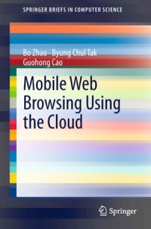 Download Mobile Web Browsing Using the Cloud free book as pdf format
