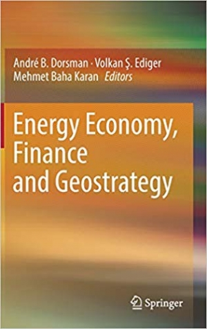 Download Energy Economy, Finance and Geostrategy free book as pdf format