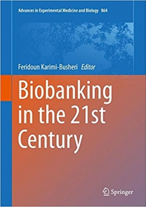 Download Biobanking in the 21st Century free book as pdf format