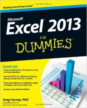 Download Excel 2013 For Dummies free book as pdf format