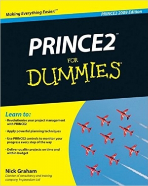 Download PRINCE2 For Dummies free book as pdf format