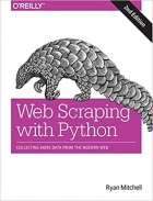 Book Web Scraping with Python: Collecting More Data from the Modern Web free