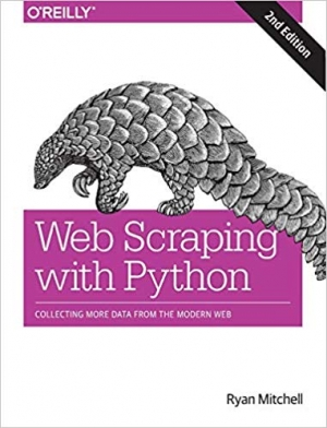 Download Web Scraping with Python: Collecting More Data from the Modern Web free book as pdf format