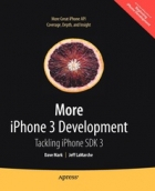 Book More iPhone 3 Development: Tackling iPhone SDK 3 free