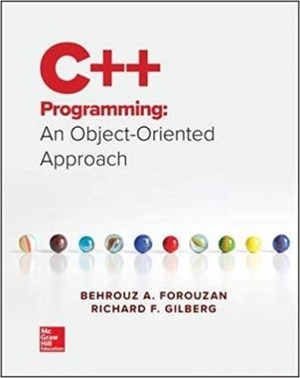 Download C++ Programming: An Object-Oriented Approach free book as pdf format
