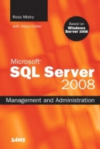 Book Microsoft SQL Server 2008 Management and Administration free