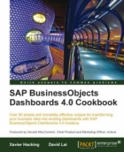 Book SAP BusinessObjects Dashboards 4.0 Cookbook free