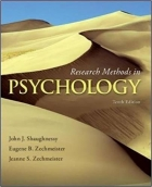 Book Research Methods in Psychology free