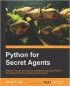 Book Python for Secret Agents free