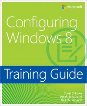 Download Training Guide: Configuring Windows 8 free book as pdf format