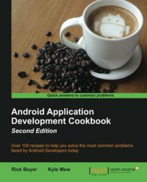 Download Android Application Development Cookbook, Second Edition free book as pdf format