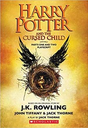 Download Harry Potter and the Cursed Child, Parts One and Two: The Official Playscript of the Original West End Production free book as pdf format