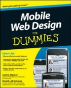 Book Mobile Web Design For Dummies free