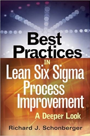 Download Best Practices in Lean Six Sigma Process Improvement: A Deeper Look free book as pdf format