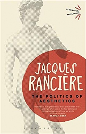 Download The Politics of Aesthetics (Bloomsbury Revelations) free book as pdf format