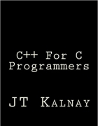 Book C++ For C Programmers free