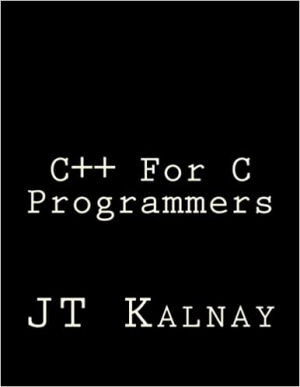Download C++ For C Programmers free book as pdf format