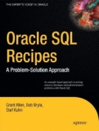 Book Oracle SQL Recipes free