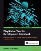 Book PlayStation Mobile Development Cookbook free
