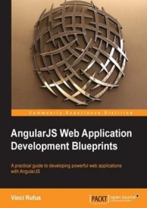 Download AngularJS Web Application Development Blueprints free book as pdf format