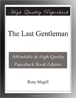 Download The Last Gentleman free book as epub format