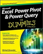 Book Excel Power Pivot and Power Query For Dummies free